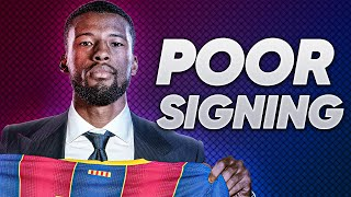 Why Barcelona SHOULDN'T Sign Wijnaldum On A Free! | ERU