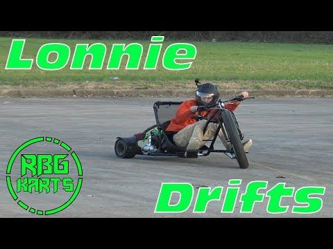 Drift Trike Performance Parts Test ~ It Rips