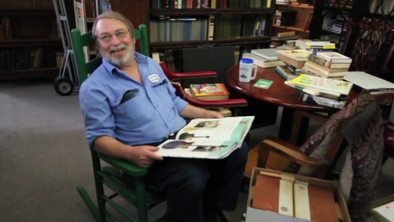 vintage book store atlanta clairmont