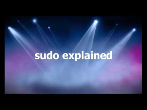 Sudo Command And Sudoers File Explained And Sudo Configuration Tutorial | Linux Tutorial #24