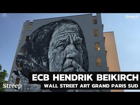 Festival Wall Street Art : du Street art à Evry