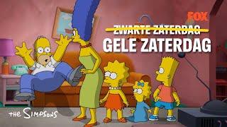 Nieuw seizoen The Simpsons 3 augustus te zien op FOX