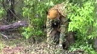 Искусство снайпера. Оборудование закрытой позиции для стрельбы.