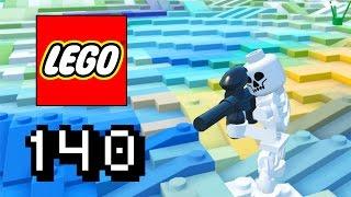 WIR SPIELEN PAINTBALL - Let's Play Lego Worlds #140 [Deutsch] [60FPS]