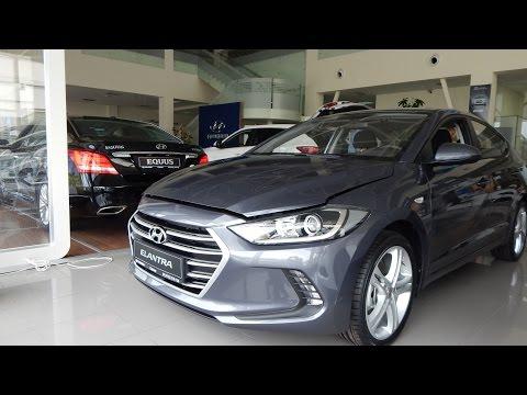 Hyundai Elantra 2016 Стоит ли своих денег миллион за что первое впечатление