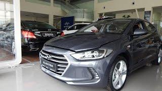 Hyundai Elantra 2016 Стоит ли своих денег миллион за что первое впечатление смотреть