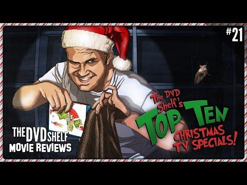 TOP 10 CHRISTMAS TV SPECIALS | The DVD Shelf Movie Reviews