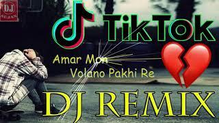 Now Dj Remix Video Amar Mon Valano Pakhi Re