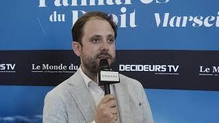 Palmarès du Droit de Marseille 2021 : Charles Jamet, Associé, Jaberson