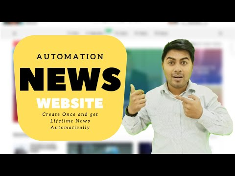 Create NEWS Website and Get News on AUTO-Pilot mode - Huge Profit | Roy Digital