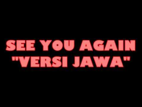 See you again versi Jawa