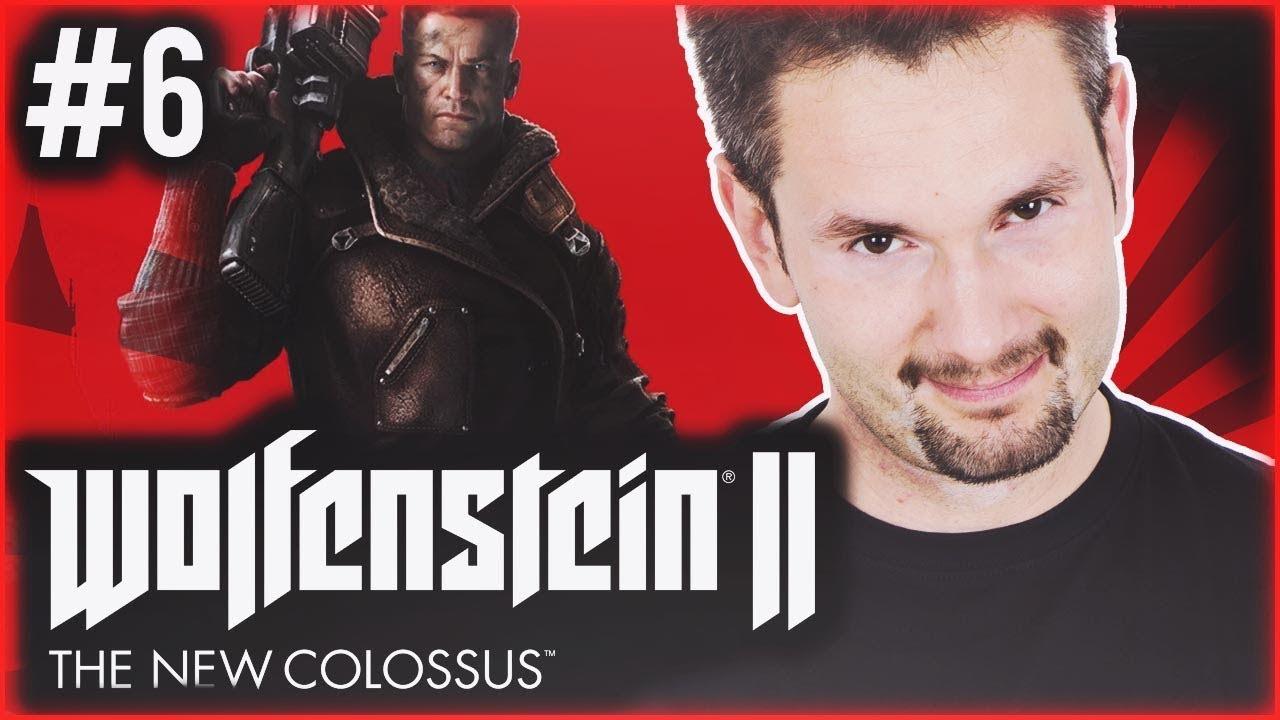 JEST I OJCIEC… Wolfenstein II: The New Colossus | #6 SERIA