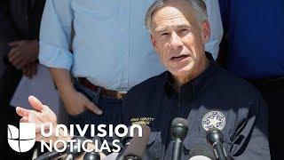 """Sospechoso planeaba suicidarse, pero no tuvo valor"": Gobernador de Texas tras tiroteo en secundaria"