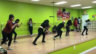 "PFC - The WKND ""Valerie"" choreo"