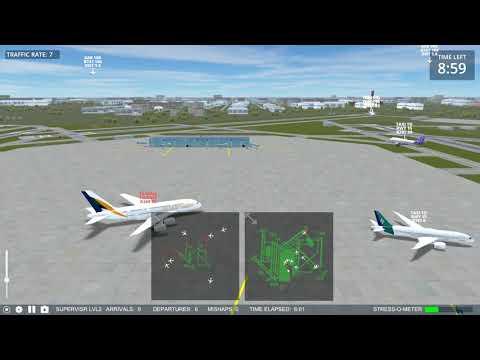 Airport Madness 3D V2 E384 TT15 MAX @ O'Hare |