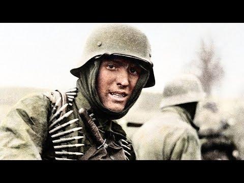"""Самый Смертоносный Солдат Второй Мировой Войны. """"Фриц Кристен"""""""
