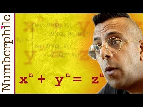 Fermat's Last Theorem - Numberphile