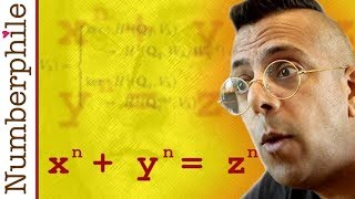Fermat's Last Theorem - Numberphile