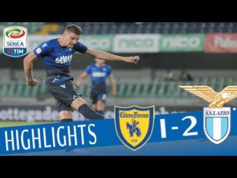 Chievo - Lazio - 1-2 - Highlights - Giornata 2 - Serie A TIM 2017/18