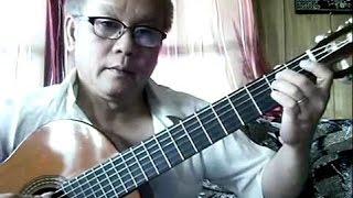 Trường Cũ Tình Xưa (Duy Khánh) - Guitar Cover by Hoàng Bảo Tuấn