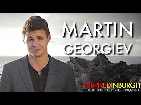 Martin Georgiev - Connecting with World Class Mentors | Inspired Edinburgh