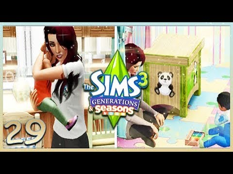 The Sims 3: Generations & Seasons [S2] | Part 29 | Daycare Promotion!✨
