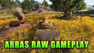 Arras Raw Gameplay - Battlefield 5 First Look