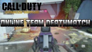 Call Of Duty Advanced Warfare: Xbox One Online Team Deathmatch