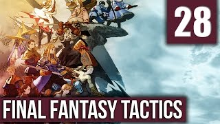 Final Fantasy Tactics#28 - Castelo de Limberry e Magia Ultima