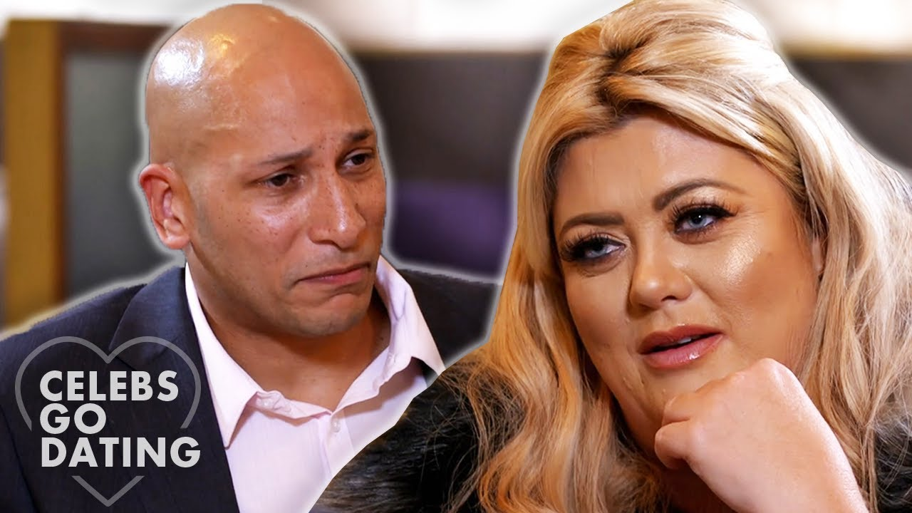 Gemma Collins TEACHES Her Date MANNERS?! | Celebs Go Dating