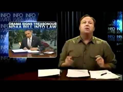 Anonymous - NDAA and Enemy Expatriation Act