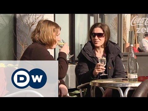 Как в Германии отмечают 8 марта?