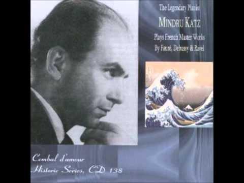 Maurice Ravel - Sonatine - Mindru Katz
