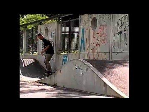 Alex - Full Cab Flip Berlin
