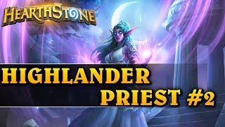 HIGHLANDER PRIEST #2 - Hearthstone Decks std