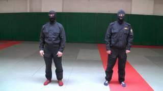 ОМОН. Видео рубрика по самообороне и боевому самбо. Урок 9.
