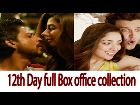 Second weekend collection of Raees vs kabil 12th twelth day box office collection