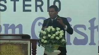 Pastor Marcio Martins  A Moeda Detro do Peixe P1