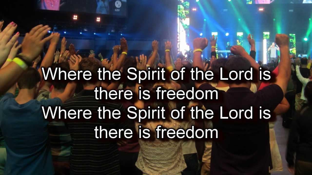 Freedom - Bethel Live (Worship song with Lyrics) 2012 Album