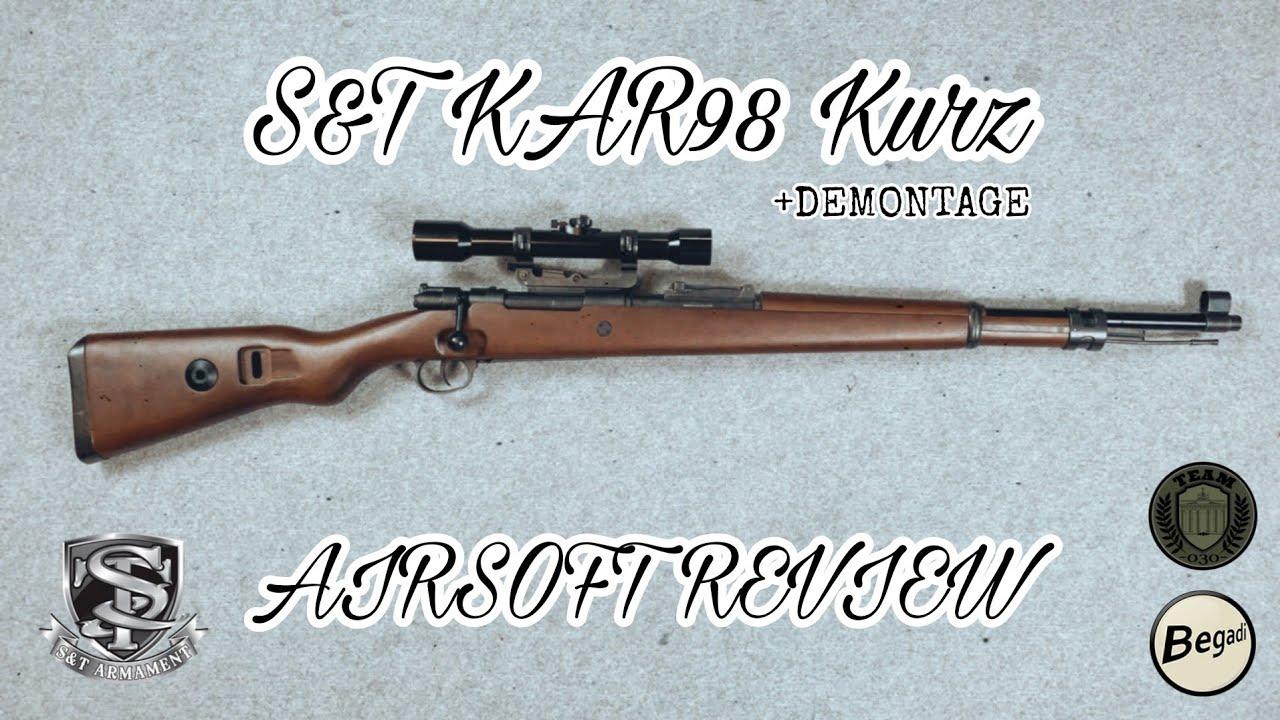 S&T ST98 Kar98 Kurz