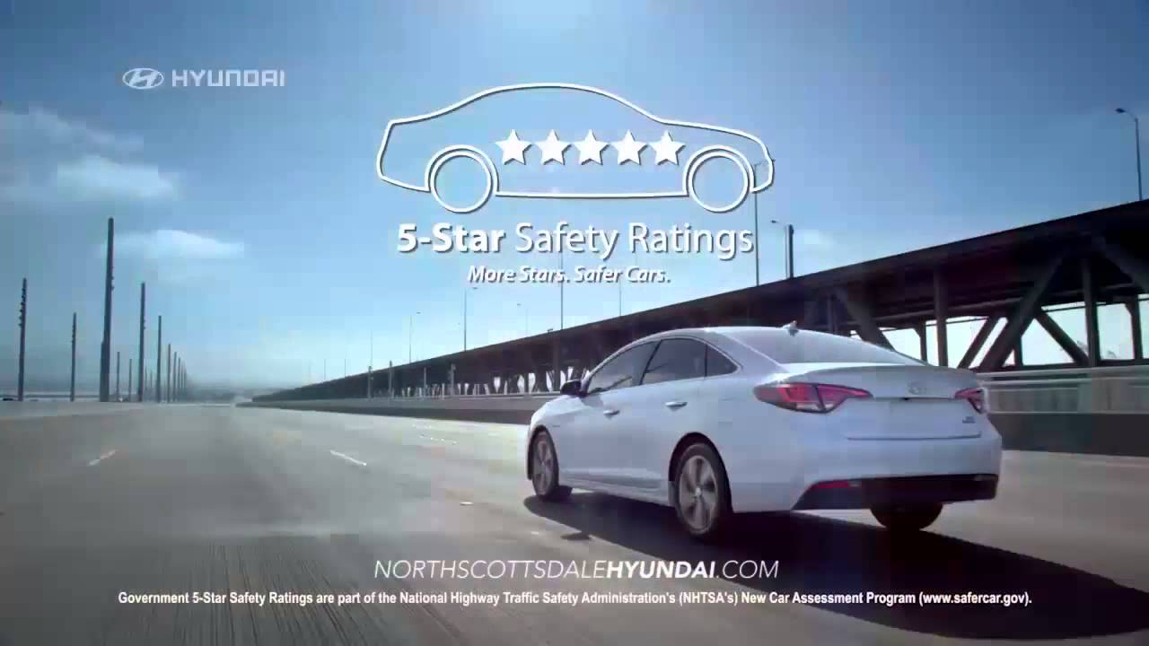 2016 Sonata Comparison 30 sec Earnhardt Hyundai North Scottsdale AZ