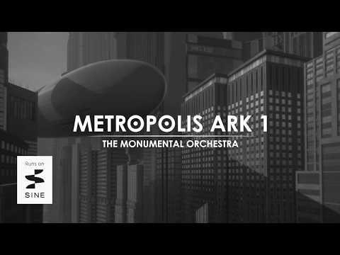 Metropolis Ark 1: Now on SINE