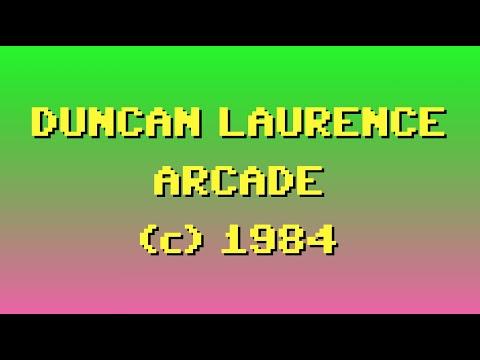 80s remix: Duncan Laurence - Arcade