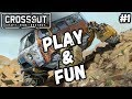 Crossout: Play and Fun #1 (Приколы, фейлы, угар)