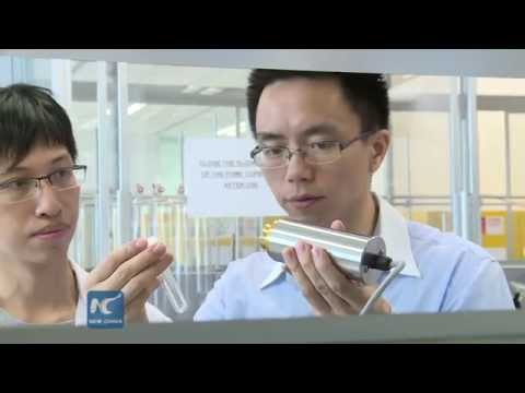 HKUST develops record-efficient organic solar cells to benefit the society