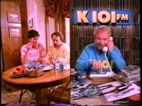 1988 KIOI FM Radio 101.3