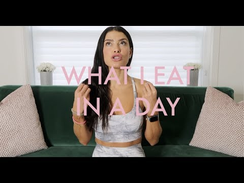 A DAY IN THE LIFE OF MY STOMACH! WHAT I EAT IN A DAY