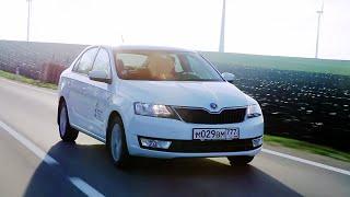 Skoda Rapid // АвтоВести 192(Размерами поменьше, чем Octavia, - но и ценой пониже. Идеальный антикризисный вариант от чешской марки? Зависит..., 2015-02-02T15:15:58.000Z)