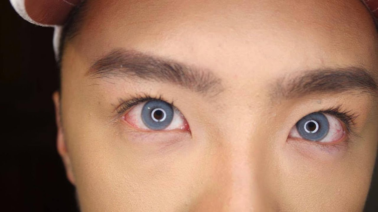 Most Natural Green Colored Contacts