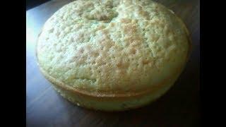 Бисквит на лимонаде. Самый пышный бисквит. Пышный и простой рецепт бисквита.